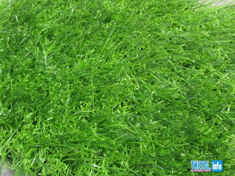 cỏ nhân tạo làm bằng gì