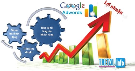 dịch vụ quảng cáo adword